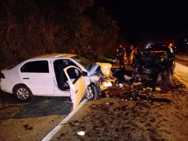 Cantor de Presidente Kennedy morre após acidente na Rodovia do Frade