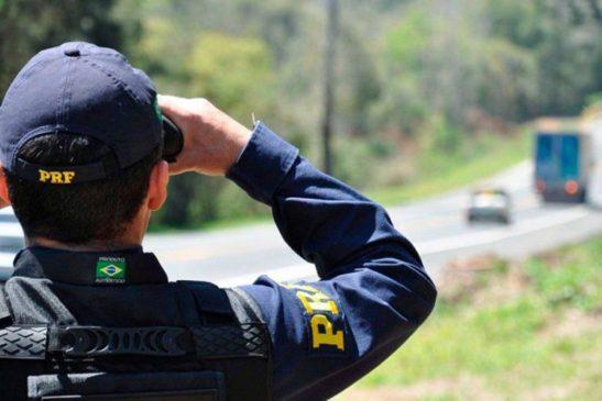 Polícia Rodoviária Federal é autorizada a abrir concurso com 1.500 vagas