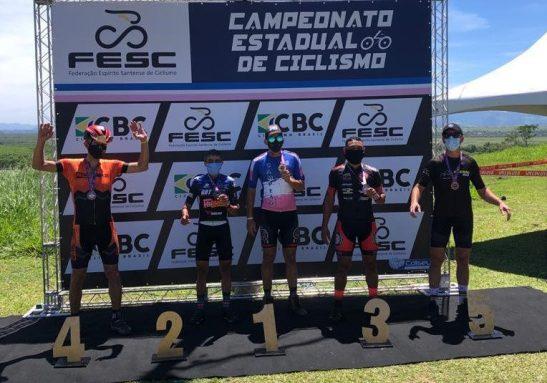 Atletas de Cachoeiro conquistam títulos no Estadual de Mountain Bike XCO