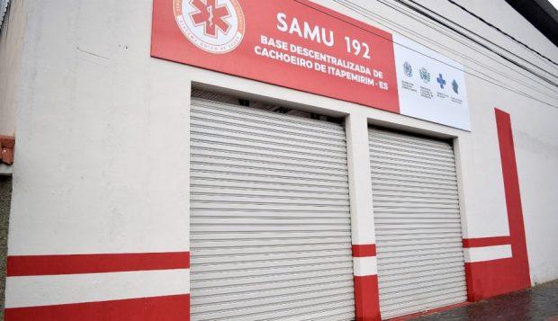 Repasses do rotativo para Saúde em Cachoeiro são investidos no Samu