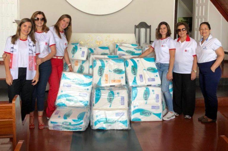 Histórias de quem faz a diferença com doações para a Santa Casa