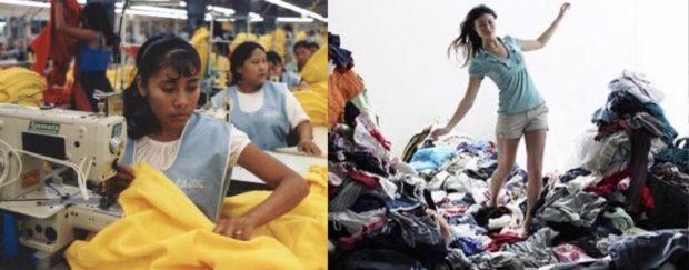 Você sabe se as roupas que compra foram feitas com trabalho escravo?