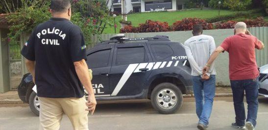 Acusado de tráfico cumpre parte da pena, não comparece à DP e vai preso novamente