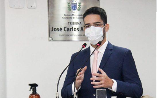 Prefeito de Cachoeiro promete nova proposta para o IPTU