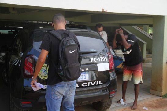 Preso que escapou da delegacia de Mimoso do Sul se entrega em Cachoeiro