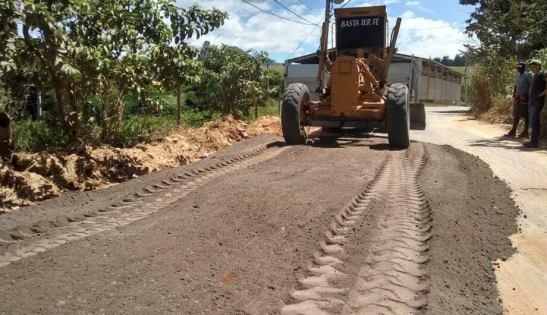 Estrada de São Joaquim interditada nesta segunda para pavimentação