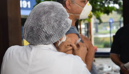 Cachoeiro já aplicou  mais de 90% das doses recebidas de vacinas contra a Covid-19