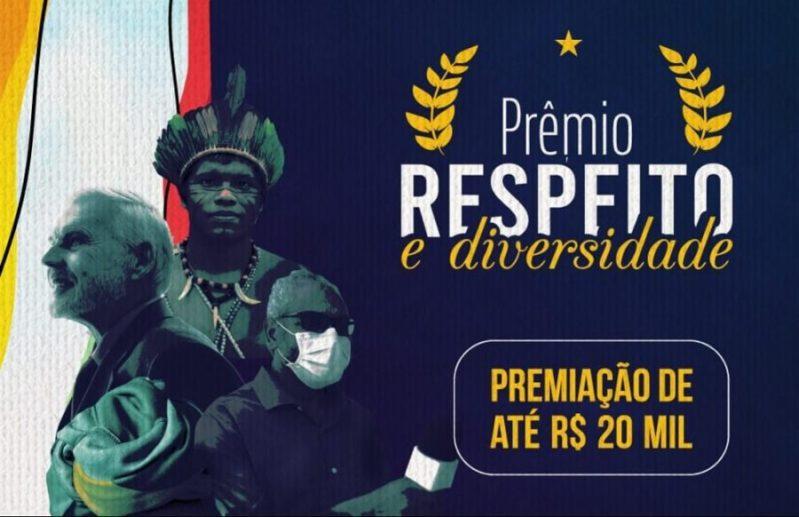 Cartaz da Premiação