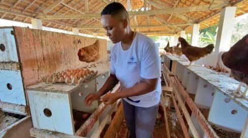 Ministério Público do Trabalho repassa recursos para projeto da Fazenda da Santa Casa