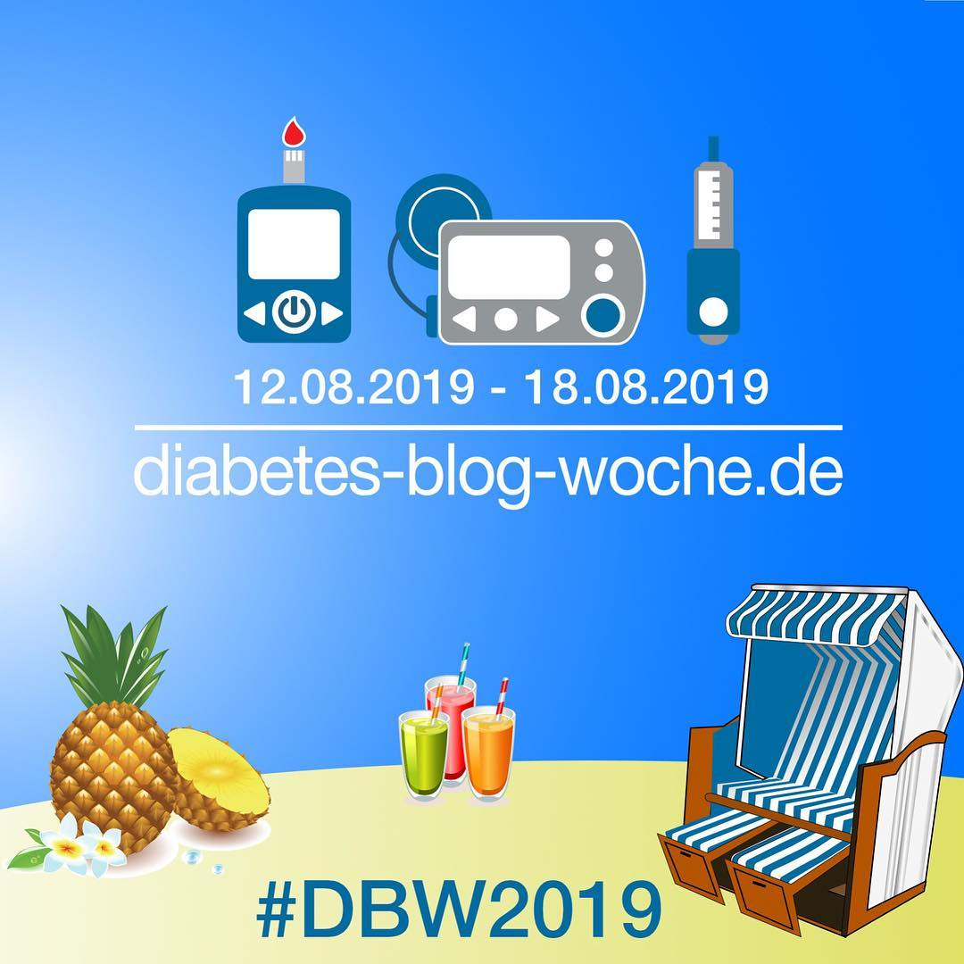 dbw2019 - Diabetes Blog Woche