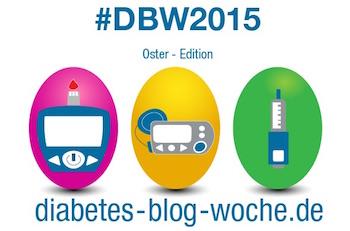 dbw oster edition - #DBW2015 - Was wäre wenn der Osterhase Diabetes hätte?