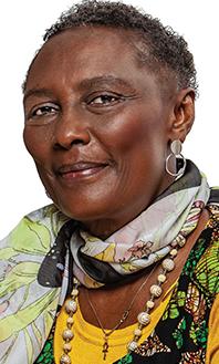 Eva Njenga from Diabetes Africa