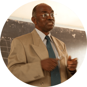 Silver Bahendeka profile pictures for Diabetes Africa biography