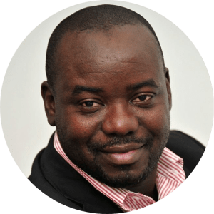 Shola Adeyemi profile pictures for Diabetes Africa biography