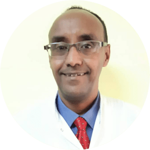 Dr Sisay S. Betizazu profile pictures for Diabetes Africa biography