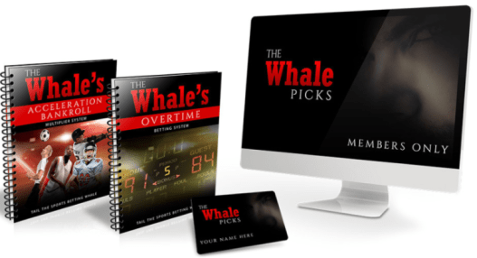 The Sports Betting Whale