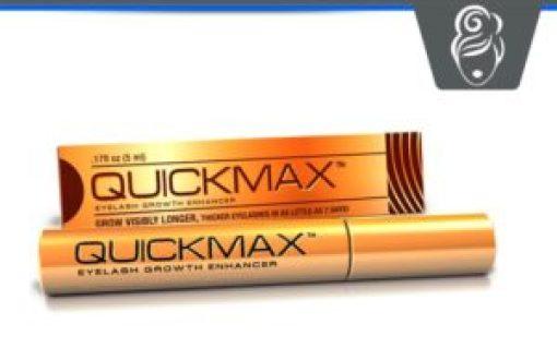 Quickmax Eyelash scam