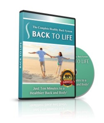 The Back to Life Healthy Back System Review