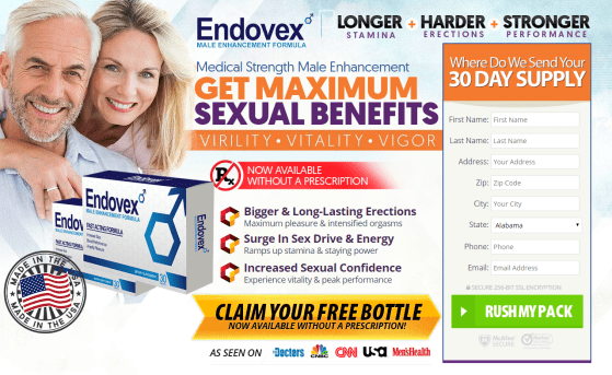 Endovex Male Enhancement