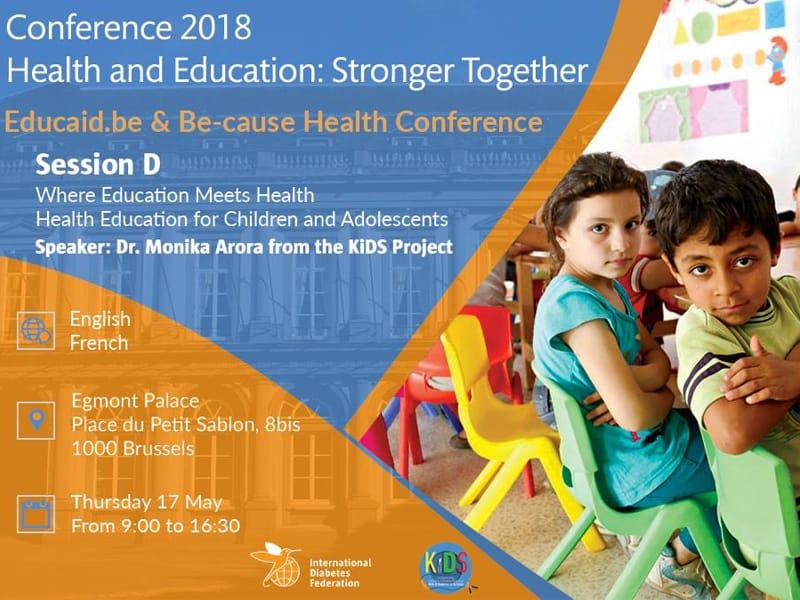 federación internacional de diabetes india