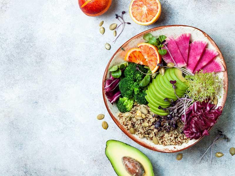 Vegan Diet May Prevent Type 2 Diabetes Diabetes Voice