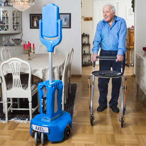 Your Grandpa's Robot Helper is on the Way! The future of Elder Care