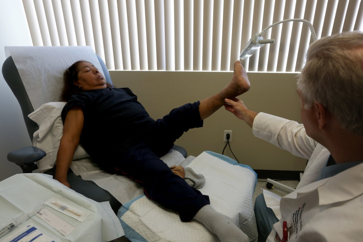 The amputation rate for diabetics in poor areas is high. This LA clinic is changing that @latimes