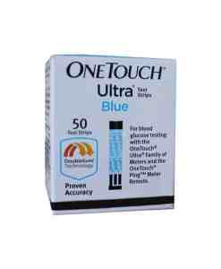 OneTouch-Ultra-Blue-blood-glucose-test-strips