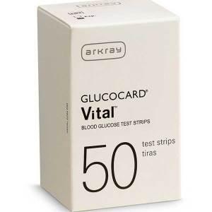 Arkray-GlucoCard-Vital