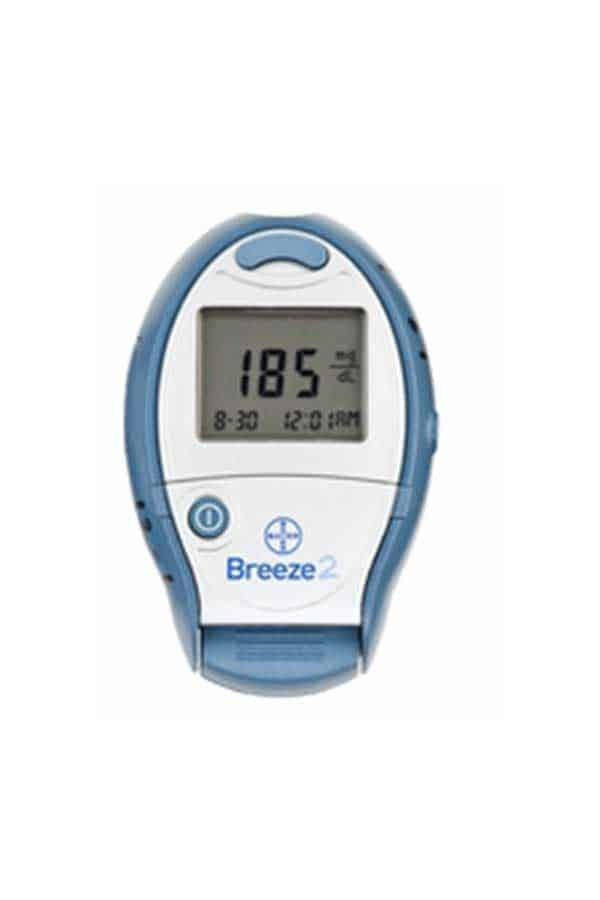 bayer breeze2 meter diabetic outlet rh diabeticoutlet com Bayer Breeze 2 Com Ascensia Breeze 2