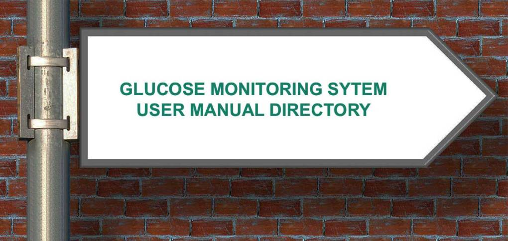 Glucose-Monitoring-System-Users-Guide-Directory