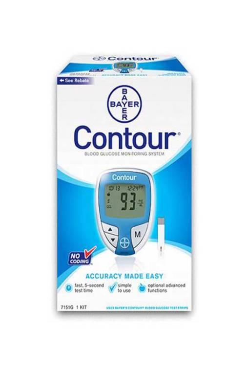 Bayer-Contour-meter-box