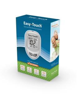Easytouch glucose meter kit