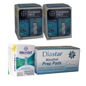 bayer-contour-next-bayer-microlet-diastar-pads