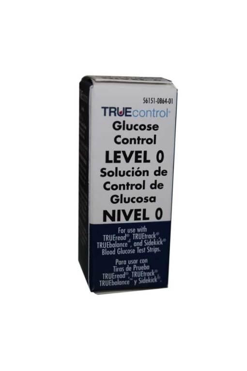 Nipro-True-Control-glucose-control-solution-level-0-low