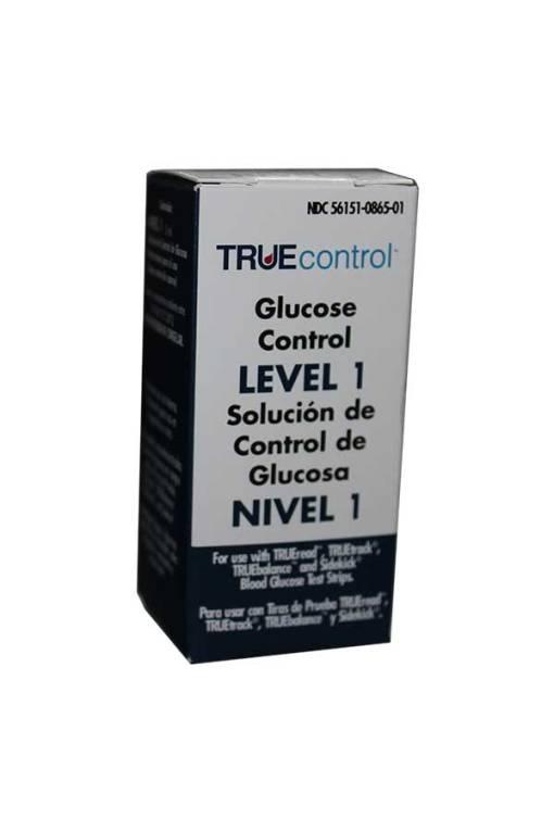 Nipro-True-Control-glucose-control-solution-level-1-high