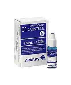 Arkray-glucocard-01-control-solution-normal-level