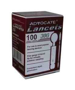 advocate-lancets-30g
