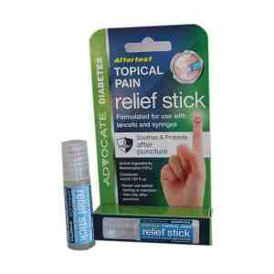 advocate-pain-relief-stick-for-after-testing-or-injection-punctures