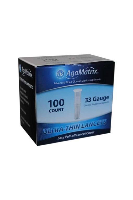agamatrix-ultra-thin-lancets-33g-100ct
