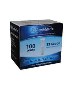 agamatrix-ultra-thin-lancets-33g-100ct