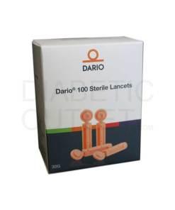 Dario-lancets-100-count-30g