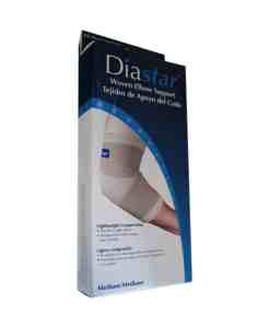 DIASTAR WOVEN BRACE FOR ELBOW SUPPORT