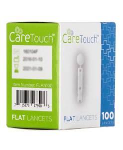 CareTouch-lancets-Flat-100-count