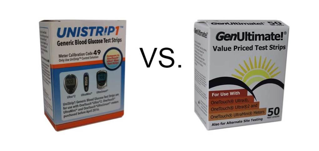 Unistrip1-vs-GenUltimate-test-strips