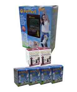 Advocate-pettest-test-strips-4-boxes-pettest-meter-kit-pettest-twist-top-lancets-2-boxes