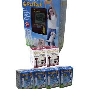 Advocate-pettest-test-strips-4-boxes-pettest-meter-kit-pettest-twist-top-lancets-2-boxes