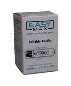 EASYMAX TEST STRIPS 50ct.