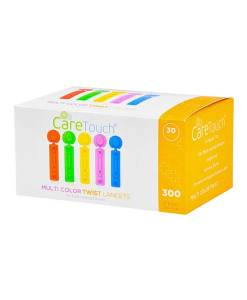CareTouch-Lancets-twist-top-300-count-multi-color-30g