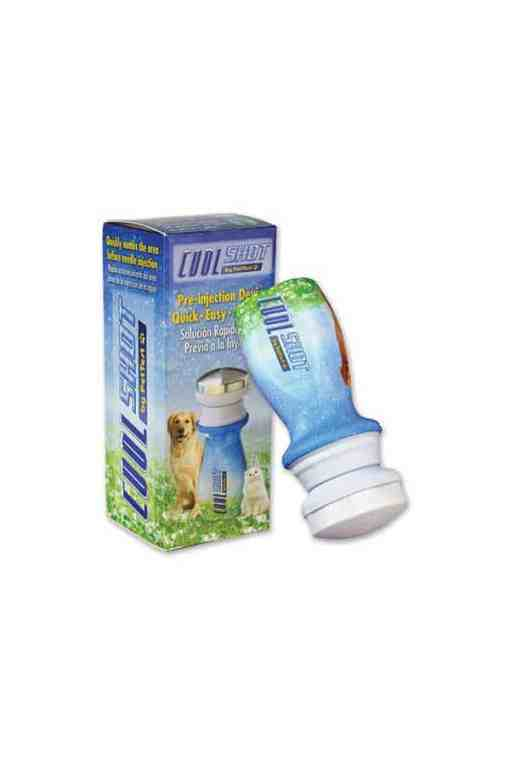 Advcoate-PetTest-CoolShot-dermal-numbing-system
